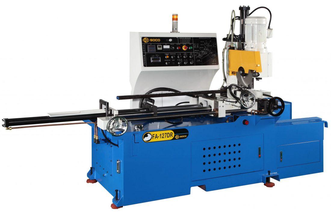 Segatrice semiautomatica idraulica
